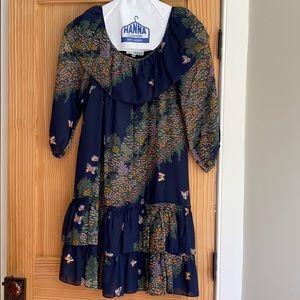 Vintage Anna Christine Summer Dress